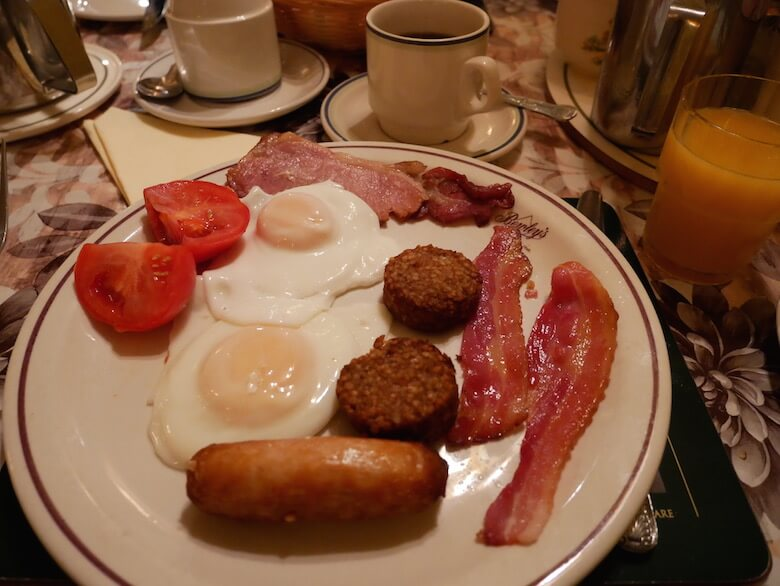 B&B-Irish-breakfast