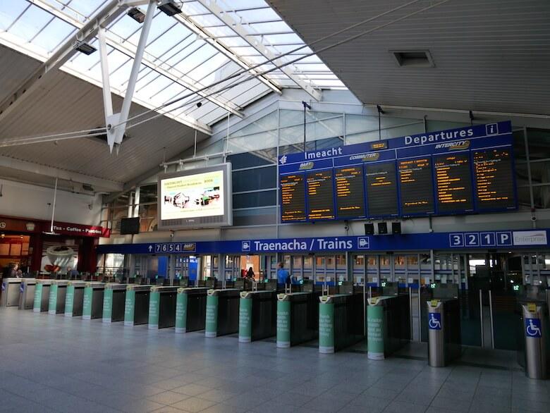 Connolly駅