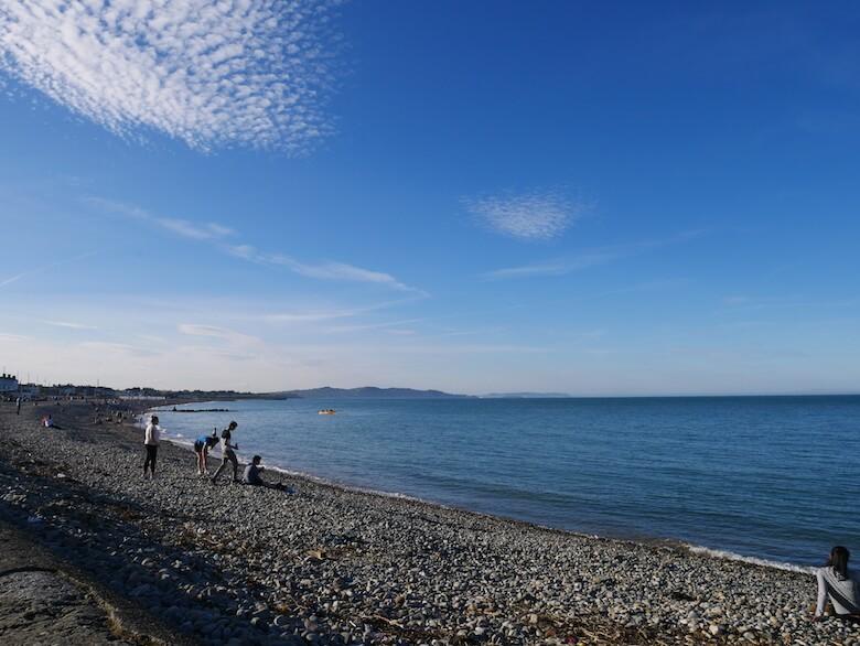 ブレイのビーチ