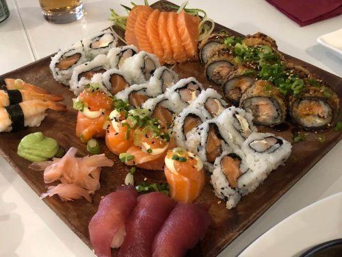 ブラジリアン寿司(レストランWasabi)
